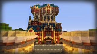 Minecraft - Tower Of Terror (Tokyo DisneySea) [タワー·オブ·テラー]