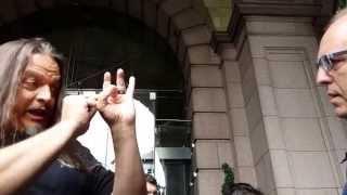 getlinkyoutube.com-Aron Ra debates with creationist at Manchester QED
