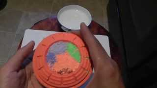 How to make clay targets that smoke when shot (part 1)