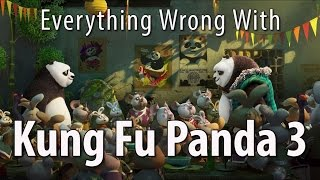 Everything Wrong With Kung Fu Panda 3 In 12 Minutes Or Less