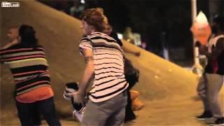 getlinkyoutube.com-[HD] Street fight in Austin, TX.