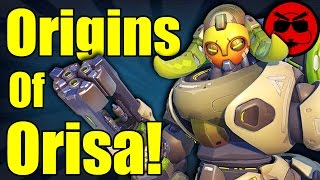 OVERWATCH: Orisa's Mysterious Origins Uncovered!   Culture Shock