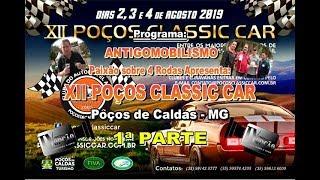 XII Poços Classic Car-2019