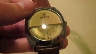 getlinkyoutube.com-Aligówno - SKONE Watch / Zegarek SKONE /  часы SKONE (Aliexpress)
