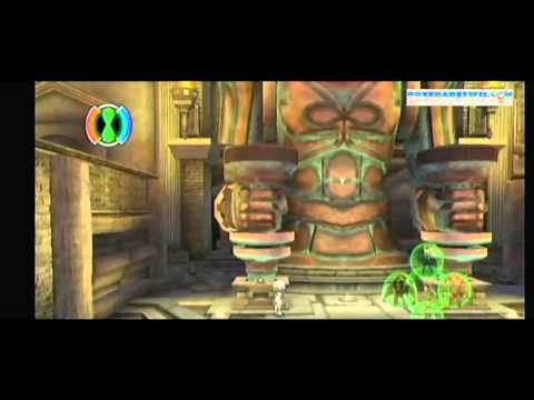 [Wii] Ben 10 Ultimate Alien Cosmic Destruction - Presentaci�