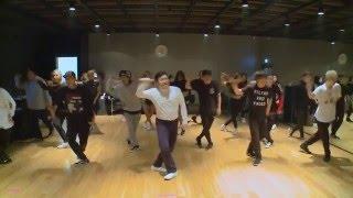 getlinkyoutube.com-PSY - DADDY(feat. CL of 2NE1) Dance