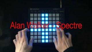 getlinkyoutube.com-Alan Walker - Spectre Launchpad MKII Cover