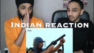Kashmir ko Haqq do Bharat | ISPR | Indian Reaction width=