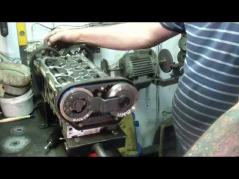 Land Rover Friilander двс КВ6 последствие обрыва грм