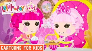 getlinkyoutube.com-How-To Be A Princess l Lalaloopsy