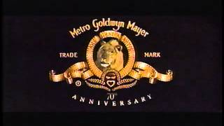 getlinkyoutube.com-Metro Goldwyn Mayer 70th Anniversary (1994) Company Logo (VHS Capture)