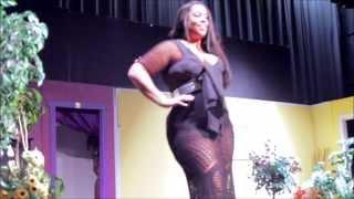 getlinkyoutube.com-Jamila Jay Plus Size Swimwear Fashion Show