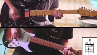 Holy Spirit - Guitar/Piano Tutorial