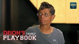getlinkyoutube.com-Tracey Attempts to Bond with Deion's Mom | Deion's Family Playbook | Oprah Winfrey Network