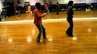 getlinkyoutube.com-line dance(라인댄스) 동영상 강좌