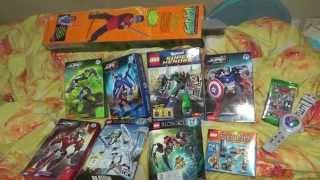 getlinkyoutube.com-생일 선물로 레고 장난감중에서 짝퉁 제품만을 선택 하는 아이의 모습