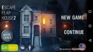 Escape Fear House 2 Walkthrough l Serial of Trap