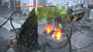 getlinkyoutube.com-Godzilla PS4 - King of Kaiju com Biollante