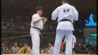 Kyokushinkai  Karate best KOs with MWNN