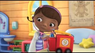 Engine Nine, Feelin' Fine! | Doc McStuffins | Disney Junior UK width=