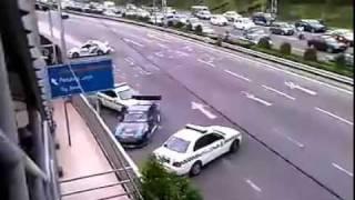 getlinkyoutube.com-马来西亚改装跑车挑衅警车