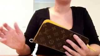 getlinkyoutube.com-Authentic Louis Vuitton insolite wallet
