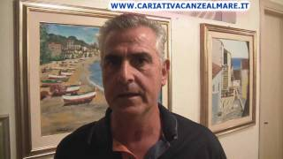 CARIATI MOSTRA PITTURA MONTESANTO 17-08-2011
