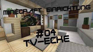 getlinkyoutube.com-Minecraft Einrichtung mit Jannis Gerzen #04 - TV-Ecke (Tutorial)