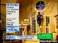QVC Blooper - Ladder fall