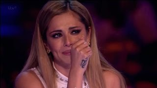 """getlinkyoutube.com-Andrea Makes Cheryl Cole Cry - STUNNING VOCAL! - """"I Didn't Know My Own Strength"""" The X Factor UK"""