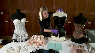 getlinkyoutube.com-Underwear: From corsets to bullet-bras and back