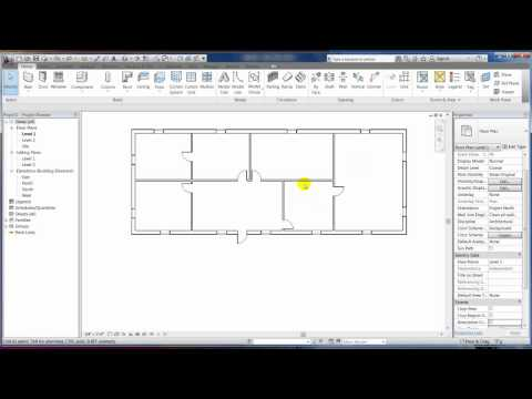 Revit Architecture 2012 - Phases