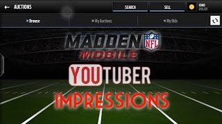 getlinkyoutube.com-Madden Mobile YouTuber Impressions