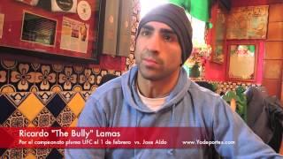 Ricardo Lamas vs Jose Aldo UFC 169