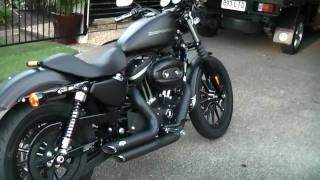 getlinkyoutube.com-Harley Davidson Iron 883