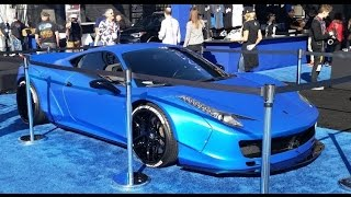 getlinkyoutube.com-Justin Biebers 2016 Ferrari 458 Custom by West Coast Customs