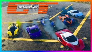 getlinkyoutube.com-GTA ONLINE THE GRAND TOUR FREEMODE SPECIAL - FASTEST TOP GEAR HYPER CARS, BEST GTA 5 VEHICLES & MORE