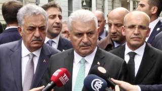 Başbakan Yıldırım: YPG/PYD Türkiye için PKK ne ise aynıdır terör örgütüdür