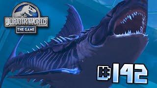 getlinkyoutube.com-Aquatic Update & TRAILER!! || Jurassic World - The Game - Ep 142 HD