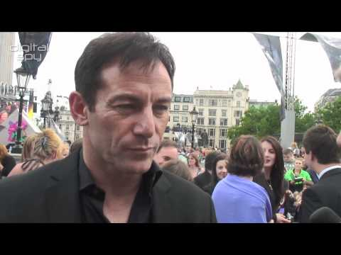 Jason Isaacs on the endurance of Harry Potter and being an uber-nerd