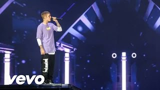 getlinkyoutube.com-Justin Bieber - As Long As You Love Me, Let Me Love You, Boyfriend ++ (PURPOSE TOUR 2016)