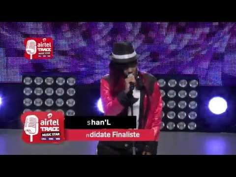 Shan'L - beat it de Michael Jackson (Airtel Trace Music Star Gabon)