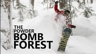 A Snowboarding Movie - The Powder Bomb Forest