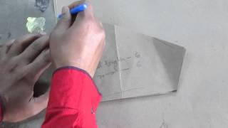 getlinkyoutube.com-How to Make Cap Sleeves  hindi