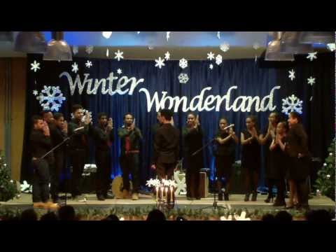 P.A.R.T.Y Choir @GBI Berlin Christmas Celebration 2012