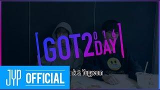 getlinkyoutube.com-[GOT2DAY 2016] 14. Mark & Yugyeom