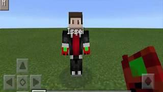 mod do issei (anime high school dxd) mcpe 0.12.x