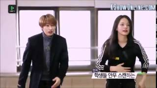 getlinkyoutube.com-Eunhyuk dancing BTS' Danger
