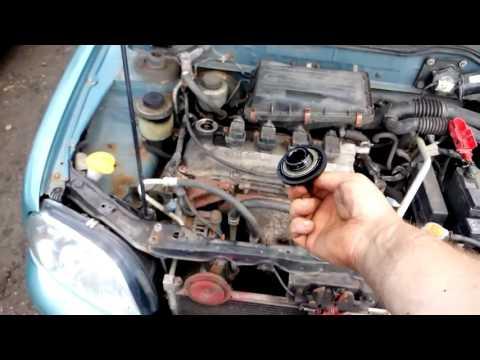 Контрактный двигатель Nissan (Ниссан) 1.4 CGA3DE | Где ? | Тест мотора