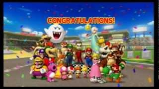 getlinkyoutube.com-Mario Kart Wii - Openning, Real End and Credits